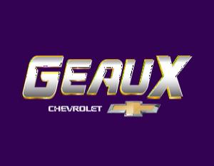 Geaux Chevrolet (Home)