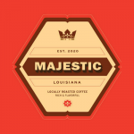 Majestic Coffee in New Orleans